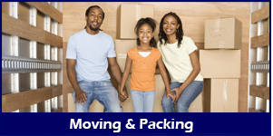 Local Movers, Moving Company, Moving & Packing